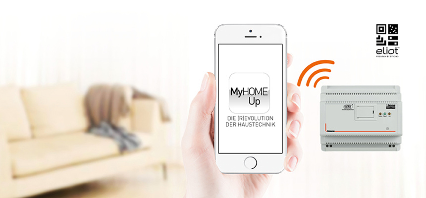 MyHOME / MyHOME_Up bei Elektro-Gast in Vogelsberg